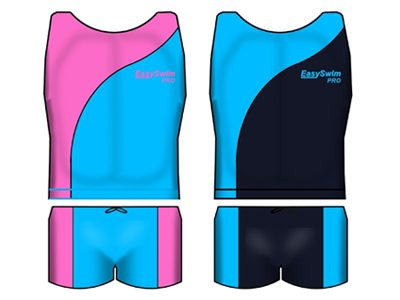 EasySwim swimming development suit