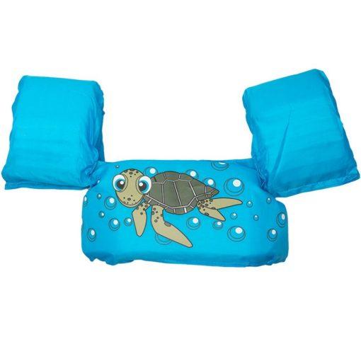 Kelluke 3-osainen uutuusmalli lapselle. Malli sininen kilpikonna.
