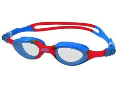 Zoggs Little Super Seal swimming goggles, Red-Blue