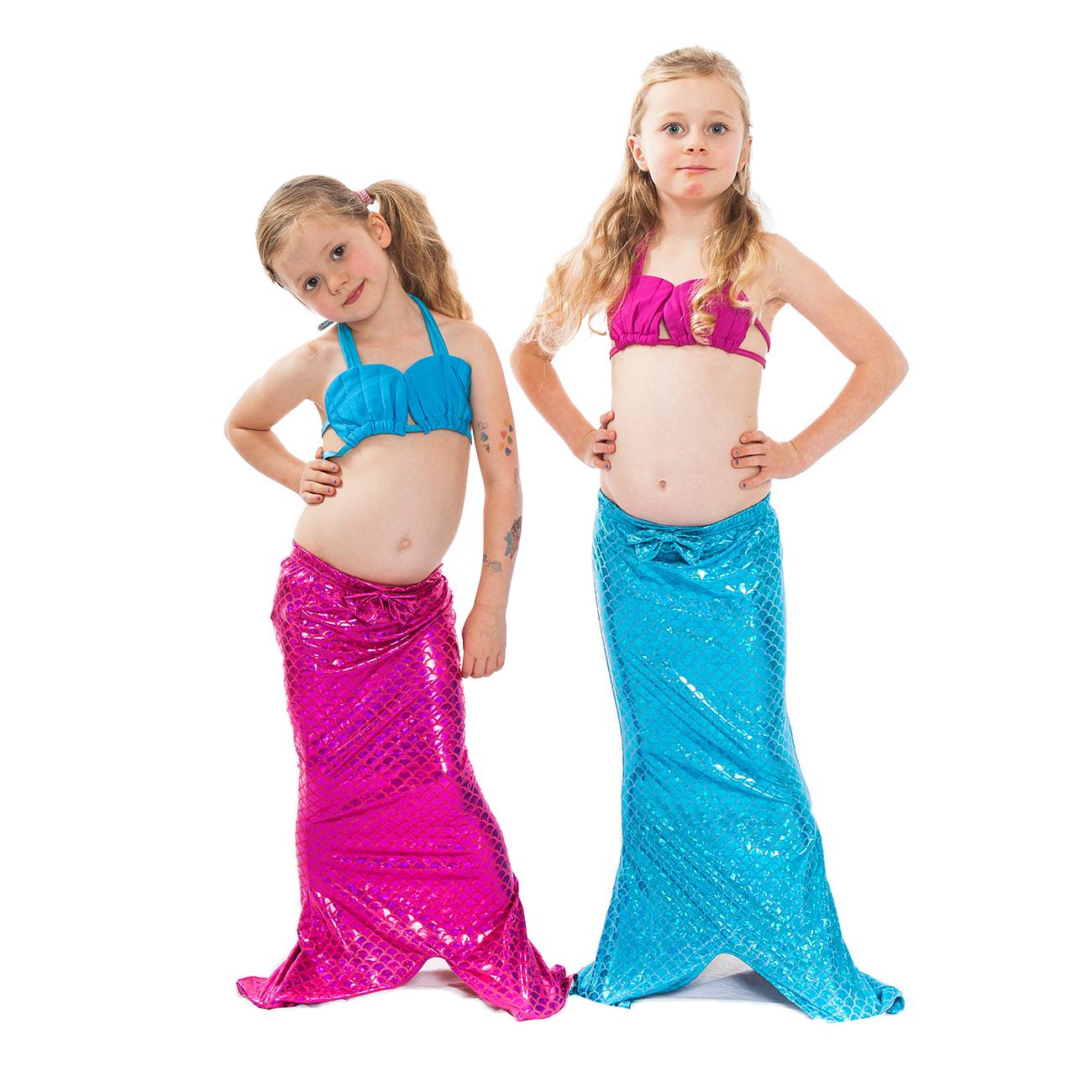 Merenneidonasu rantakäyttöön lapsille
