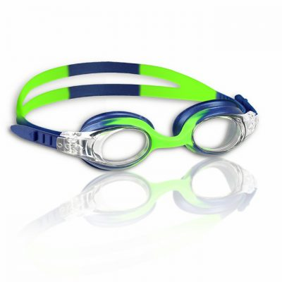 Guppy Goggles swimming goggles, Blue-Green